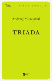 okładka Triada, Ebook | Andrzej Muszyński