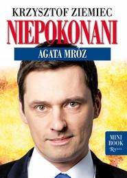 okładka Niepokonani. Agata Mróz. Minibook, Ebook   Krzysztof Ziemiec
