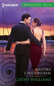 okładka Randka z milionerem, Ebook   Cathy Williams