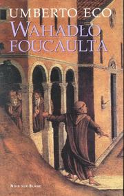 okładka Wahadło Foucaulta, Ebook   Umberto Eco