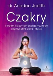 okładka Czakry siedem kluczy - PDF, Ebook | Judith Anodea