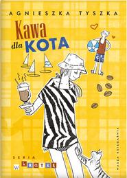okładka Kawa dla kota, Ebook | Agnieszka Tyszka