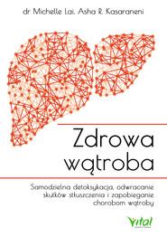 okładka Zdrowa wątroba - PDF, Ebook   Lai Michelle