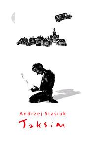 okładka Taksim, Ebook | Andrzej Stasiuk
