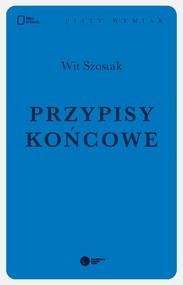 okładka Przypisy końcowe, Ebook | Wit Szostak