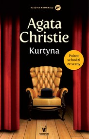okładka Kurtyna, Ebook | Agata Christie