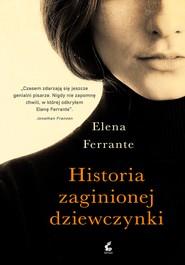 okładka Historia zaginionej dziewczynki, Ebook | Elena Ferrante