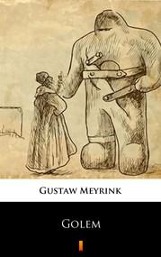 okładka Golem, Ebook   Gustaw  Meyrink