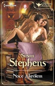 okładka Noce z królem, Ebook | Susan Stephens