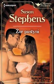 okładka Żar pustyni, Ebook | Susan Stephens