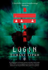 okładka Login, Ebook | Tomasz Lipko