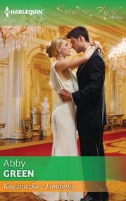 okładka Księżniczka z Londynu, Ebook | Abby Green