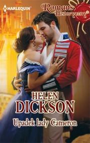 okładka Upadek lady Cameron, Ebook | Helen Dickson