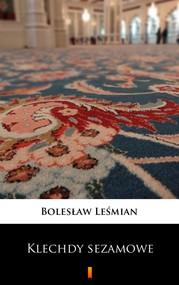 okładka Klechdy sezamowe, Ebook   Bolesław  Leśmian