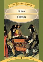 okładka Skąpiec, Ebook | Molier Molier