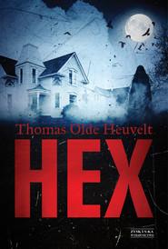 okładka HEX, Ebook | Thomas Olde-Heuvelt