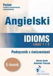 okładka Angielski Idioms ebook, Ebook | Dorota Guzik