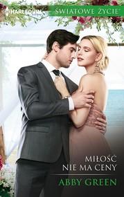 okładka Miłość nie ma ceny, Ebook | Abby Green