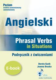 okładka Angielski Phrasal verbs ebook, Ebook | Dorota Guzik