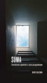 okładka Suma. Czterdzieści opowieści o życiu pozgrobowym, Ebook | David  Eagleman