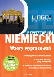 okładka Niemiecki. Wzory wypracowań, Ebook | Beata Czerwiakowska