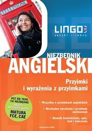okładka Niezbędnik angielski. Przyimki i wyrażenia z przyimkami, Ebook | Anna Treger