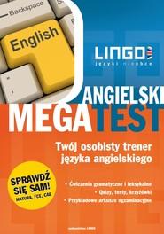 okładka Angielski. Megatest, Ebook | Anna Treger