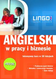 okładka Angielski w pracy i biznesie, Ebook | Hubert Karbowy