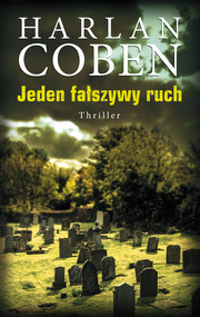 okładka Jeden fałszywy ruch, Ebook | Harlan Coben