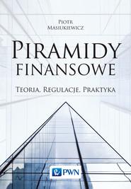 okładka Piramidy finansowe, Ebook | Piotr  Masiukiewicz