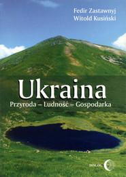 okładka Ukraina, Ebook   Fedir Zastawnyj, Witold Kusiński