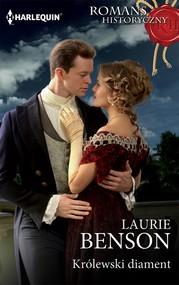 okładka Królewski diament, Ebook | Laurie Benson