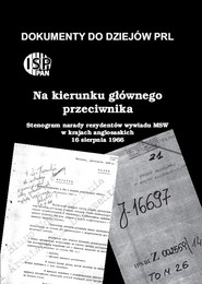 okładka Na kierunku głównego przeciwnika …, Ebook | Andrzej  Paczkowski