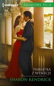 okładka Pamiątka z Wenecji, Ebook | Sharon Kendrick