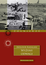 okładka Wyżyny odwagi, Ebook   Awigdor Kahalani