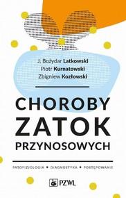 okładka Choroby zatok przynosowych, Ebook | Bożydar  Latkowski, Piotr  Kurnatowski, Zbigniew  Kozłowski