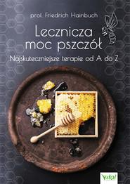 okładka Lecznicza moc pszczół - PDF, Ebook   Hainbuch Friedrich