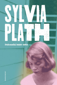okładka Dzienniki 1950-1962, Ebook   Plath Sylvia