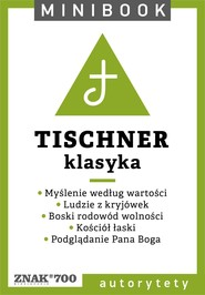 okładka Tischner [klasyka]. Minibook, Ebook | Ks. Józef Tischner