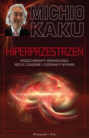 okładka Hiperprzestrzeń, Ebook   Michio Kaku
