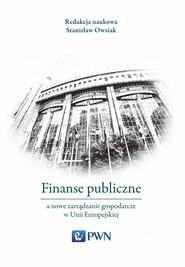 okładka Finanse publiczne, Ebook | Stanisław  Owsiak