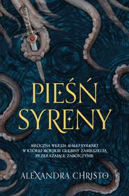 okładka Pieśń syreny, Ebook | Alexandra Christo