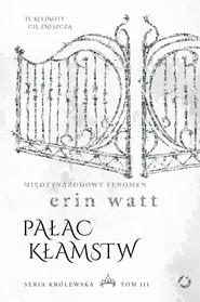 okładka Pałac kłamstw, Ebook   Erin Watt