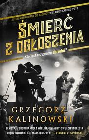 okładka Śmierć z ogłoszenia, Ebook | Grzegorz Kalinowski