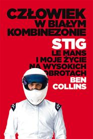 okładka Człowiek w białym kombinezonie, Ebook | Ben Collins