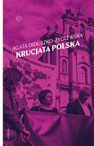 okładka Krucjata polska, Ebook   Diduszko-Zyglewska Agata