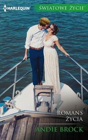 okładka Romans życia, Ebook | Andie Brock