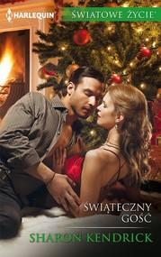 okładka Świąteczny gość, Ebook | Sharon Kendrick