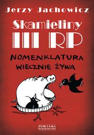 okładka Skamieliny III RP, Ebook | Jerzy Jachowicz