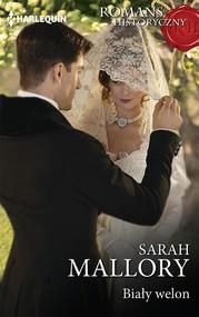 okładka Biały welon, Ebook | Sarah Mallory